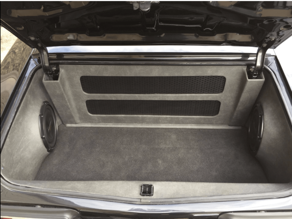 What Does It Cost to Build A Restomod audio system