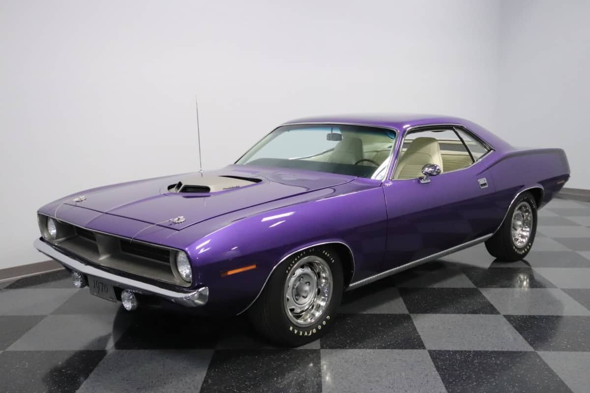 Image result for 1970 Plymouth Barracuda Gets Completely Restored With V8 Hemi