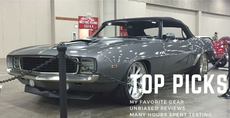 top pics for restomod recommended gear